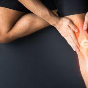 Human leg, Arm, Hand, Muscle, Leg, Joint, Calf, Elbow, Thigh, Human,