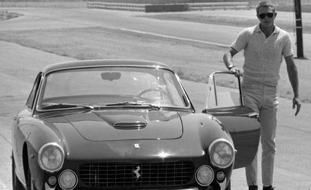 McQueen Family Suing Ferrari over Unauthorized Use of Steve