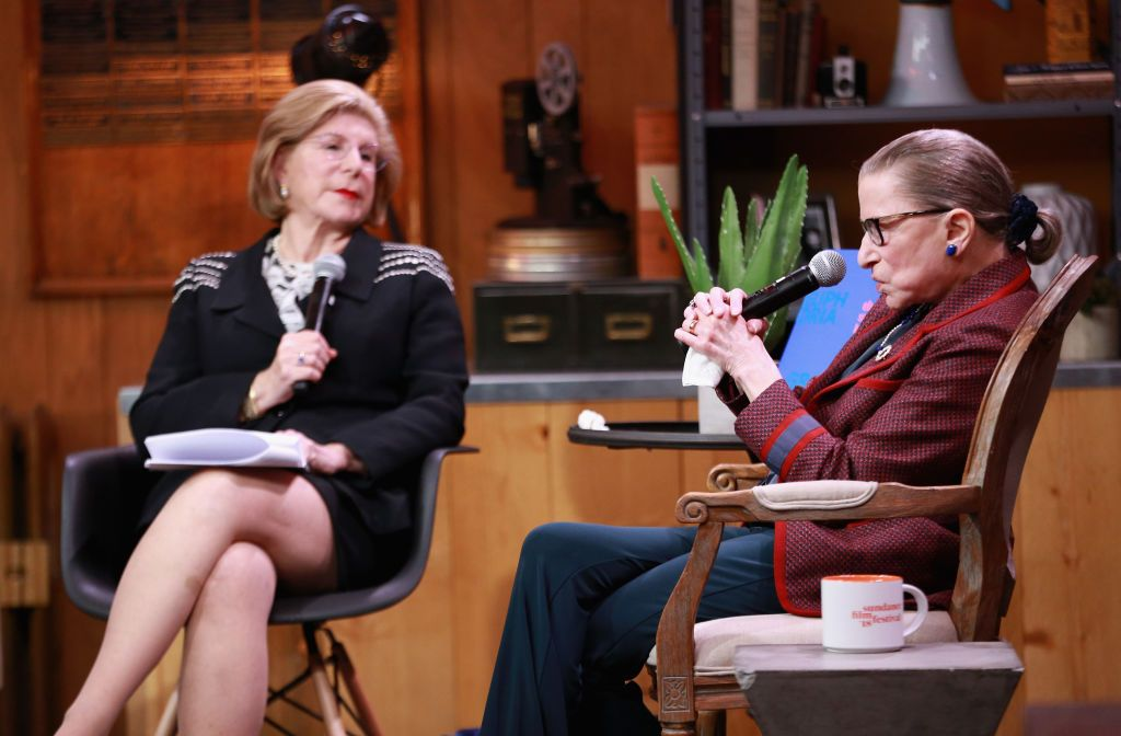 Life Lessons From Ruth Bader Ginsburg