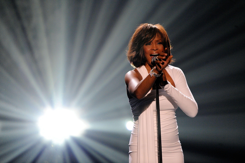 強而有力的嗓音與轉音,是惠特妮休斯頓最與眾不同的歌唱特色。