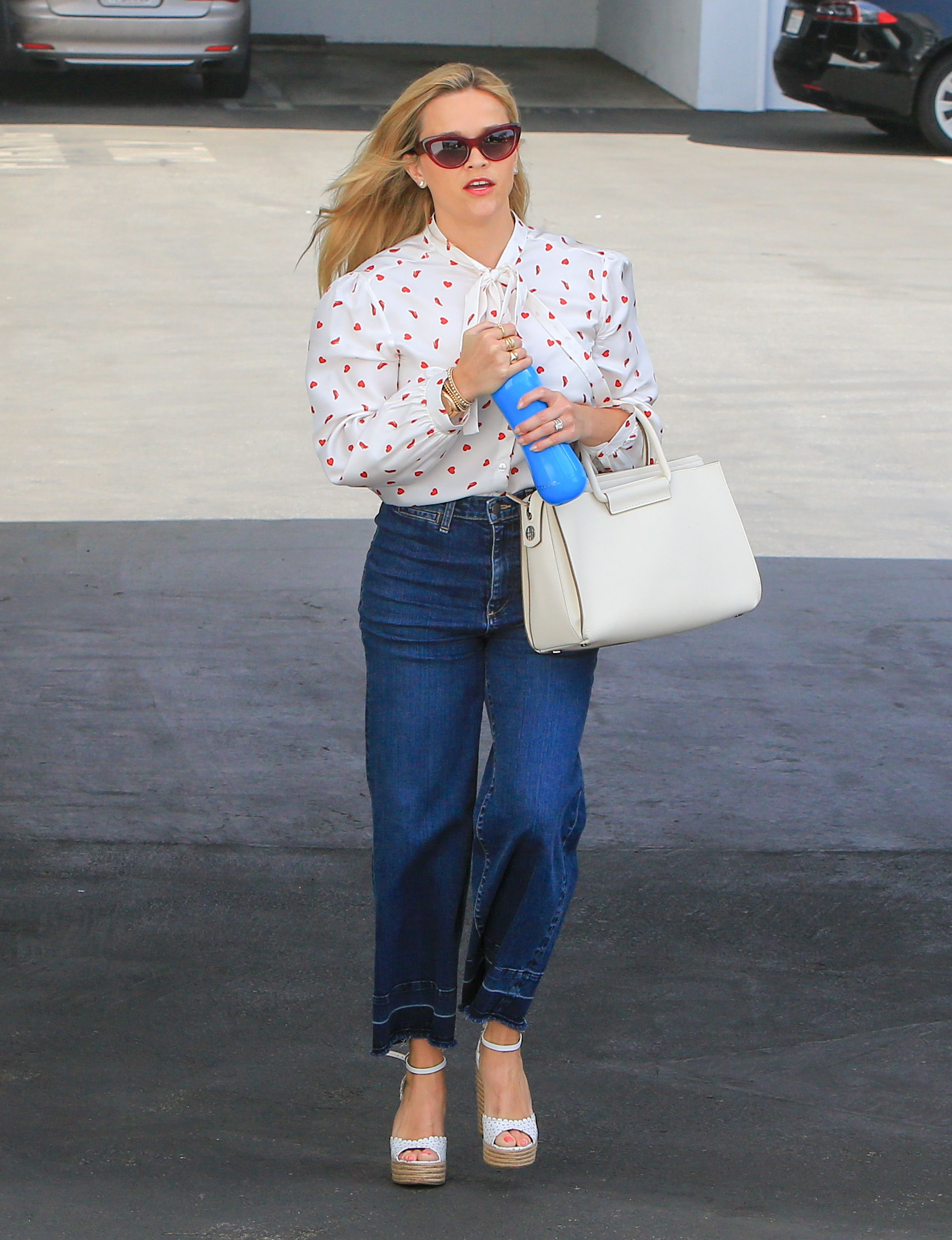 How Reese Witherspoon Maintains Her Ageless Skin