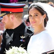 Facial expression, Ceremony, Event, Headpiece, Military officer, Tradition, Interaction, Headgear, Gesture, Official,