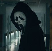 ghostface, scream