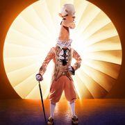 the giraffe masked singer