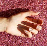 glitter nail polish best 2018