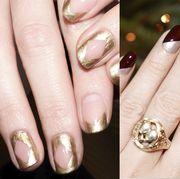 Nail, Nail polish, Manicure, Nail care, Finger, Cosmetics, Hand, Material property, Service, Gloss,