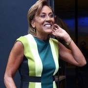 new york, ny   june 08 robin roberts is seen on june 08, 2021 in new york city  photo by mediapunchbauer griffingc images