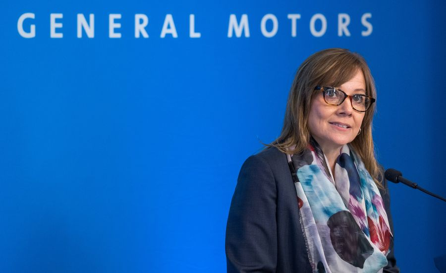 Trump Tariffs Dim GM's Outlook for the Year
