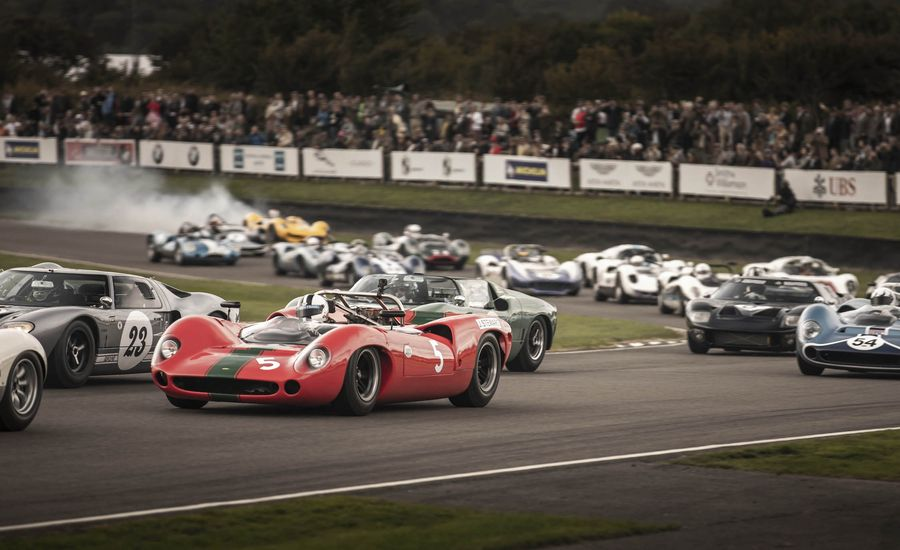 Here's What Makes the Goodwood Revival the Best Automotive Event in the World