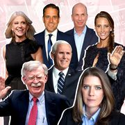 get ready for tell all books from mary trump, mike pence, hunter biden and mike pompeo