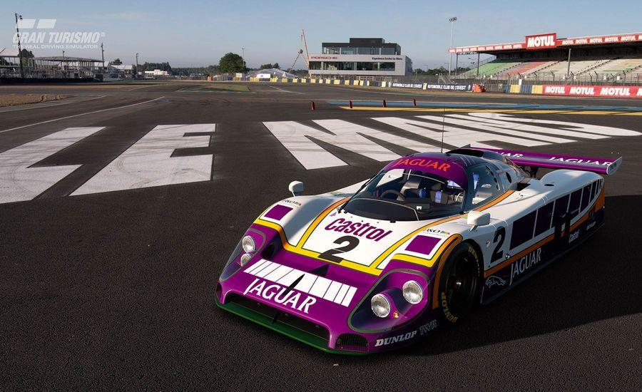 Gran Turismo Sport's Latest Update Brings Le Mans' Circuit de la Sarthe