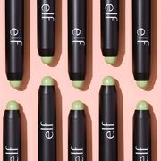 elf color correcting green concealer stick