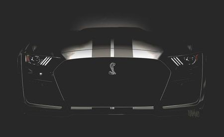 Mean Mug: Ford Unmasks Face of the 2020 Shelby GT500