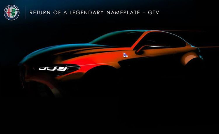 Alfa Romeo's New Coupe Will Revive the GTV Name and Offer 600-Plus HP