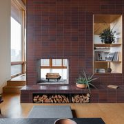 Living room, Room, Interior design, Furniture, Property, Building, House, Ceiling, Floor, Wall,