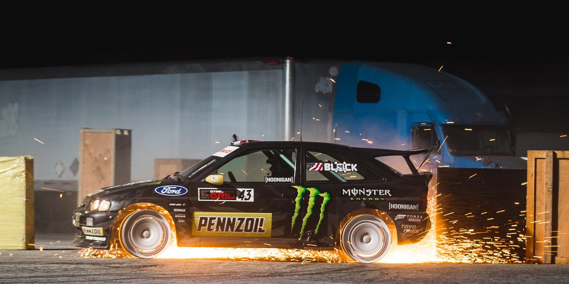 Ken Block's Gymkhana 10 Adds New Detroit Footage in Ford Mustang Hoonicorn RTR V2