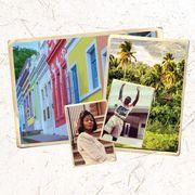 haiti, palm trees