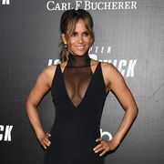 halle berry arm workout