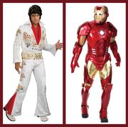Clothing, Costume, Costume design, Fashion, Outerwear, Fictional character, Hero, Fashion design, Superhero, Suit actor,