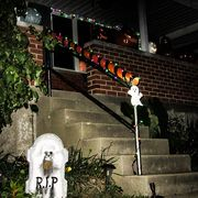 halloween candy chute