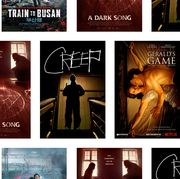 Human, Graphic design, Poster, Fiction, Advertising, Graphics, Collage, Photo caption,