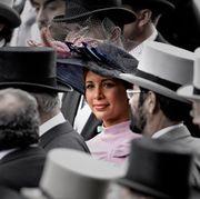 Hat, Headgear, Fedora, Fashion accessory, Event, Uniform,