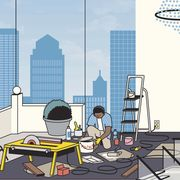 the unique challenges of renovating a high rise