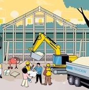 business of home renovation