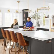 Countertop, Furniture, Kitchen, Room, Cabinetry, Property, Interior design, Home, Building, House,