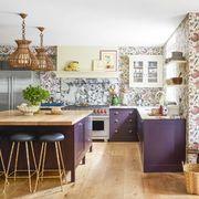 Room, Interior design, Furniture, Property, Wall, Floor, Building, Wallpaper, Living room, House,