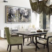 dining table, dining room