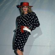 Fashion, Clothing, Costume design, Fashion model, Fashion design, Dress, Haute couture, Fur, Costume, Fawn,