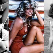 Beauty, Model, Leg, Photography, Fun, Photo shoot, Collage, Fashion model,