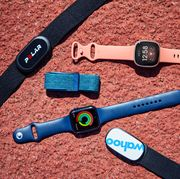 heart rate tracking watches