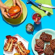 hello fresh grilled food meal delivery box