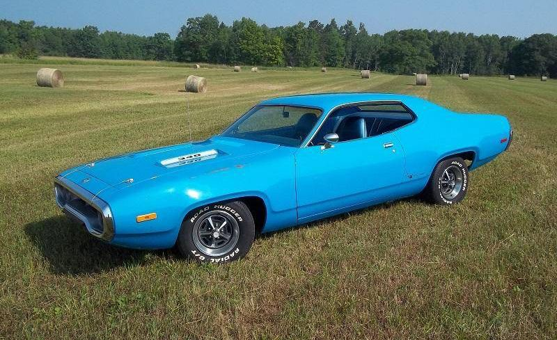 1972 Plymouth Road Runner 340, a Rare Bird, on Sale for $35K