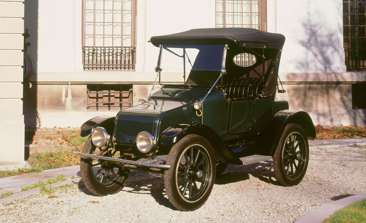 The Orphan Chronicles: Baker Electric Motor Vehicle Company