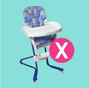 high chair safety standards