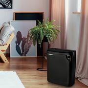 holmes allergen hepa large console air purifier