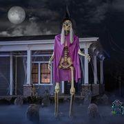 12 foot skeleton costume