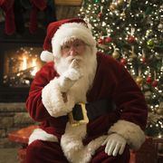 how old is santa
