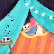 how to create a sensory friendly bedroom for a kid with special needs