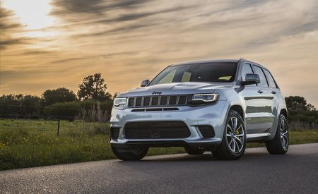 Hennessey Tunes the Jeep Grand Cherokee Trackhawk to 1200 Horsepower