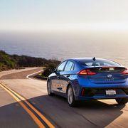 hybrid cars best 2018