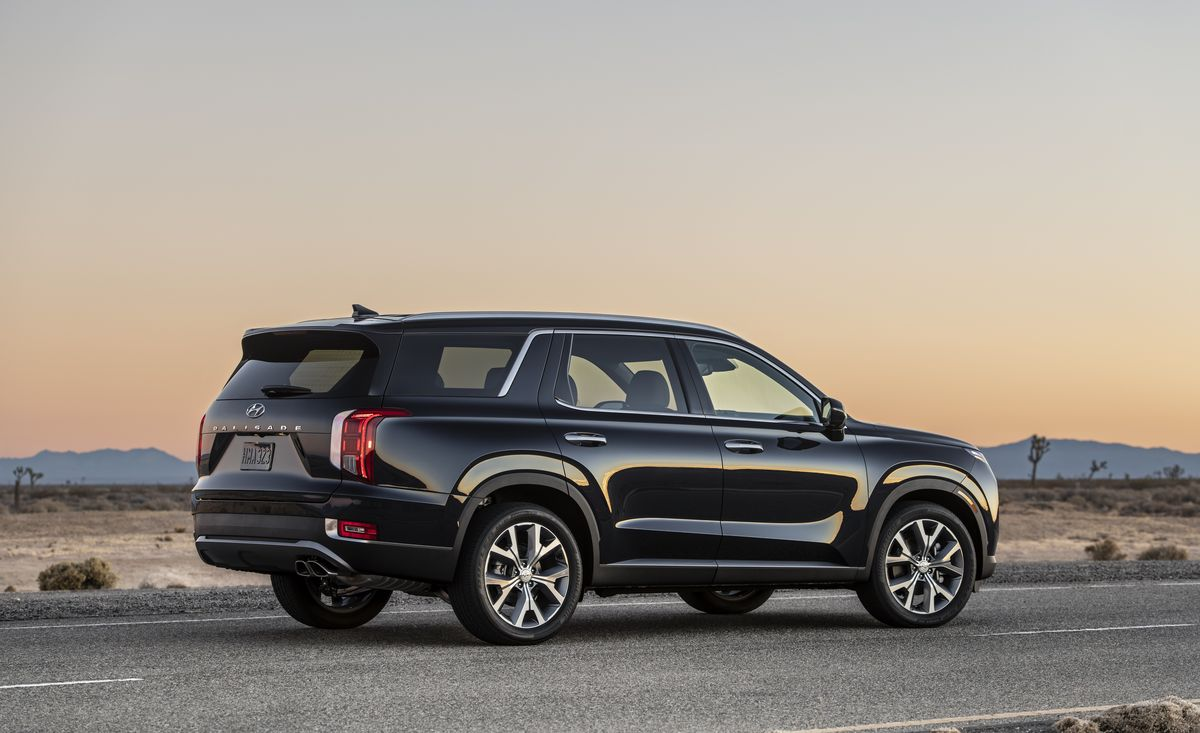 Hyundai Palisade Is Cheaper than Kia Telluride