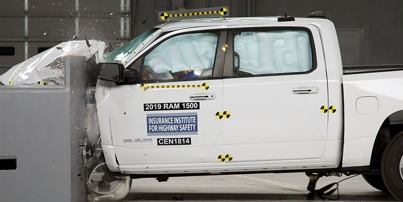 Three Pickup Trucks Ace IIHS Crash Tests, Yet Many Aren't As Safe As They Should Be