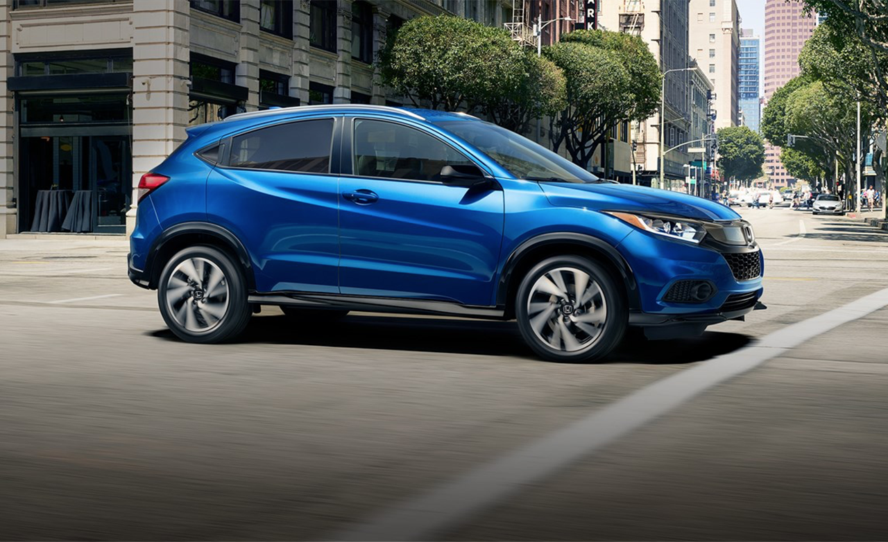 2019 Honda HR-V Reviews | Honda HR-V Price, Photos, and Specs | Car and  Driver