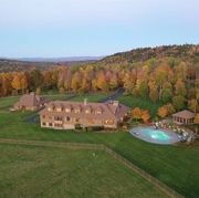 Aerial photography, Natural landscape, Estate, Land lot, Rural area, Photography, Landscape, Leaf, Bird's-eye view, Home,