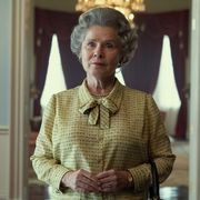 the crown queen imelda staunton