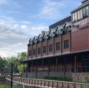 river house at odette's